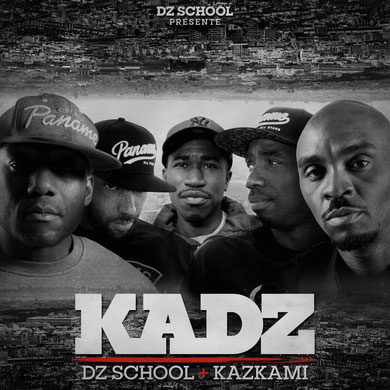DZ School & Kazkami - KADZ (2019) [Mixing, Mastering]
