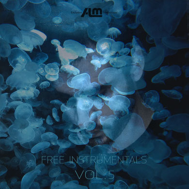 ALM - Free Instrumentals Vol. 5 (2018) [Production, Mixing, Mastering]
