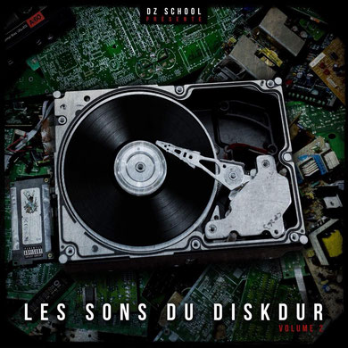 DZ School - Les sons du diskdur Volume 2 (2018) [Mix]