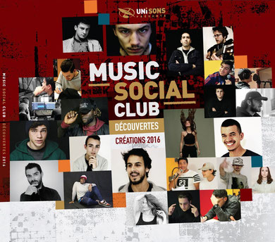 Uni'Sons - Music Social Music club 2016 (2017) [Mastering]