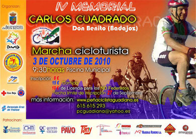 IV MEMORIAL CARLOS CUADRADO