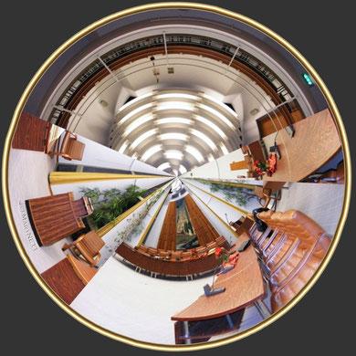 Ratsaal der Stadt Löhne