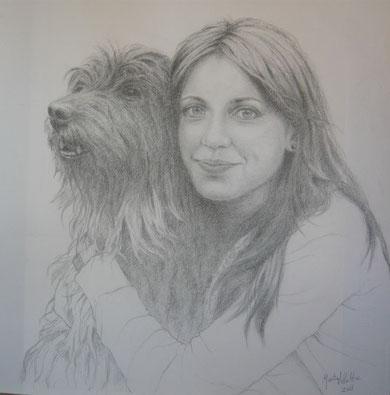 Laura y Baloo