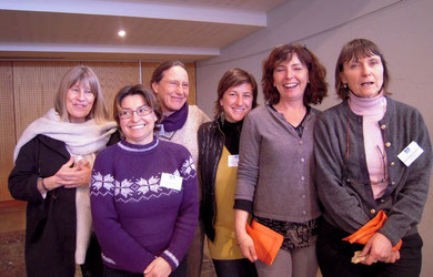 Marie Lise-Katia-Ingrid-Maria-Sabine+Nicole (Ocréa) aux assises à Carcassonne