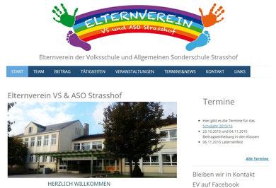 Schulwebseite