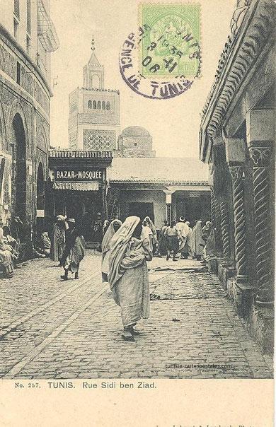 rue Sidi Ben Ziad