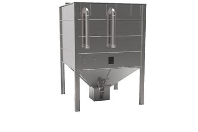 Pelletsilo Biomassa Opslag systemen