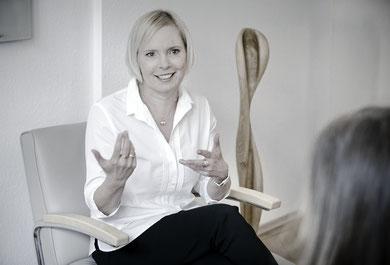 Die Autorin: Karin von Schumann