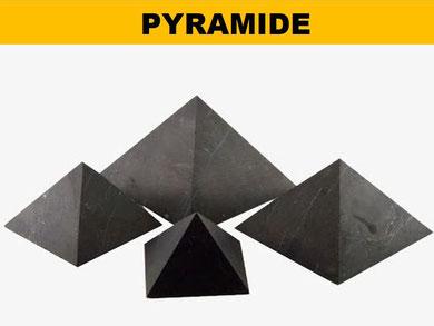 Pyramide  - lithothérapie - casa bien-être