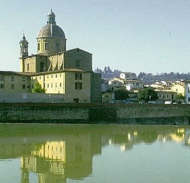 Prima sede del Carmelo in S. Frediano