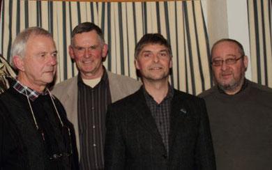 Der neue Vorstand     7.3.2012