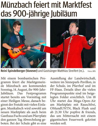 BezirksRundschau 2011
