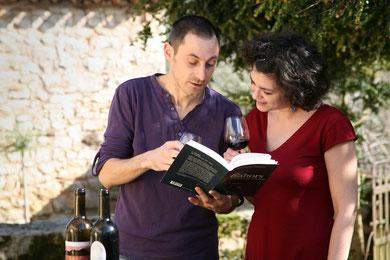 accueil vigneron