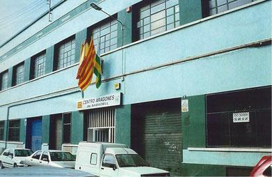 Centro Aragones en la C/rosales, 20