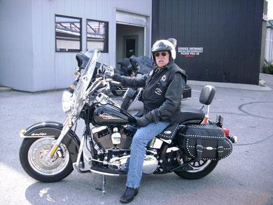 Motorradfahren