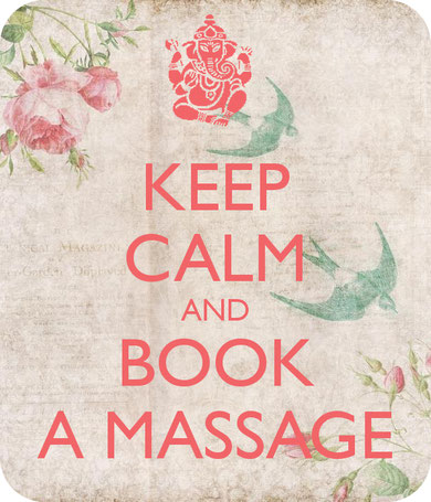 Keep calm and book a massage in  Wien und Mödling
