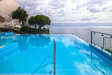 Ein wundervolles Hotel auf Madeira.