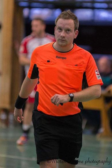 Schiedsrichter Krüger