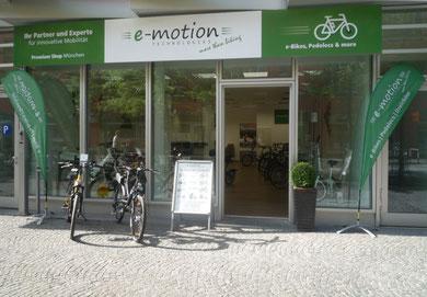 Eröffnung Premium-Shop München