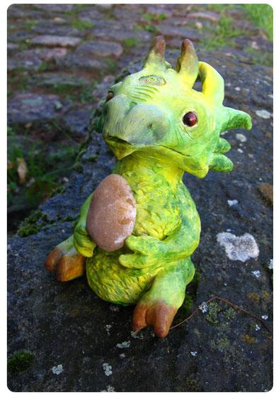 Ti dragon porte bonheur