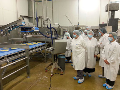 Visite de CookUp le 24-04-2015