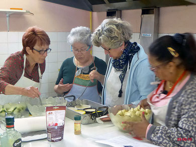 Atelier cuisine du 28-05-15