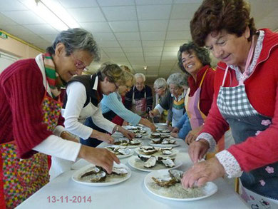 Atelier cuisine MGEN 17 le 13 novembre 2014