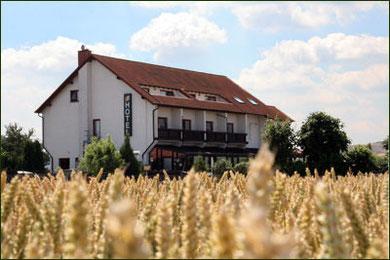 Das Hotel Waldschlösschen