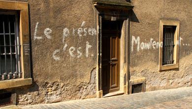 hier sind alle Fotos aus Metz in Frankreich