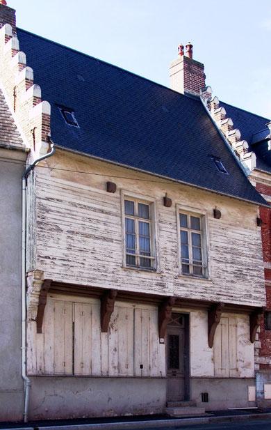 Rue du Pont de Boulogne- Abbeville
