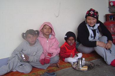 Die Mädchenwohngruppe des Vereins OneLoveOneWorld