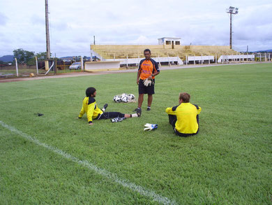 Uma conversa apos treino  , Mateus e Thiago wandomar