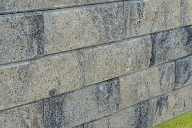 Ziccolini-Bruchstein Gartenmauer