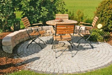 Basalt- & Granit-Pflastersteine