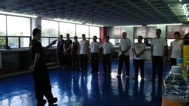 Seminario Queretaro con Dai Si HIng Mauricio Blake  Enero 2011