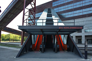 Zeche Zollverein (Bild anklicken)