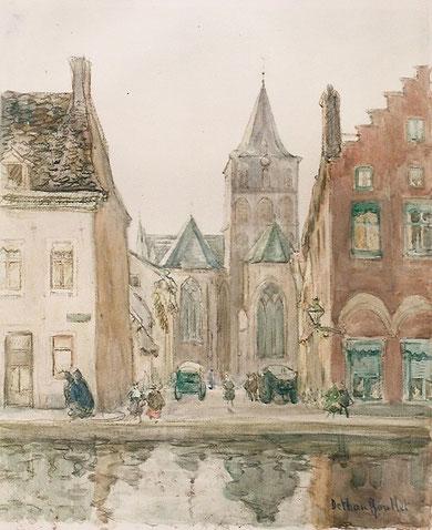Sans doute Bruges aussi.