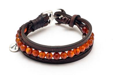 Damen Armband Karneol