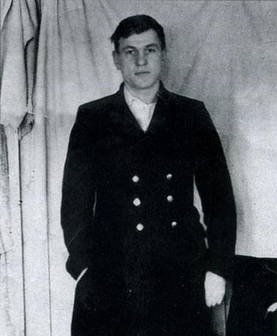 А.К. Бабичев. Начало 50-х