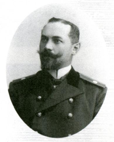 Николай Николаевич Чаплин