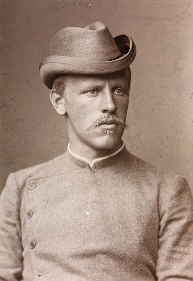 Нансен Фритьоф 1889 г.