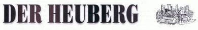 Das Logo der Heubergzeitung