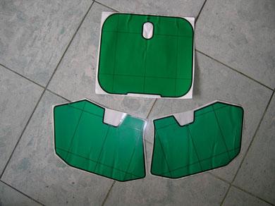 Vert pour les 240 et 250 MX