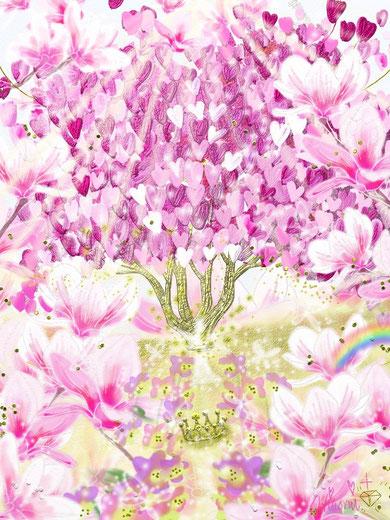 Goddess Magnolia