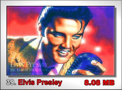 39.Elvis Presley