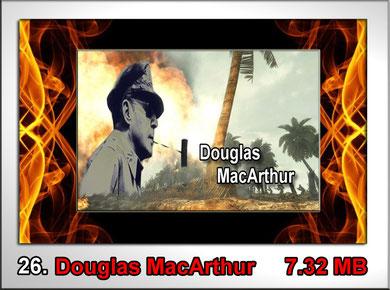 26 Douglas MacArthur