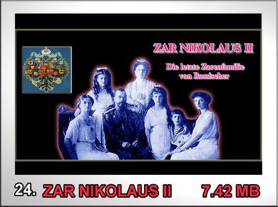 24 ZAR NIKOLAUS II