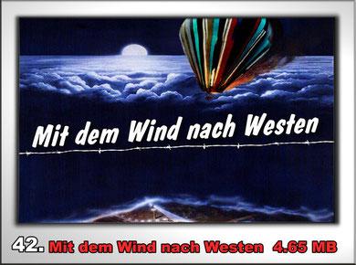 42.´Mit dem Wind nach Westen
