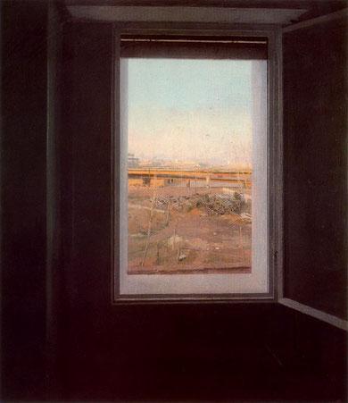 Ventana por la tarde,1974