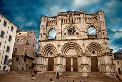 Catedral de Cuenca. SXIII